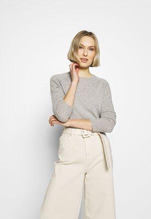 CLASSIC CREW NECK  - Sweter - light grey