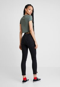 Levi's® - MILE HIGH ANKLE YOKE - Jeans Skinny Fit - great wide open - 2