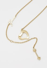 Guess - ACROSS MY HEART - Necklace - gold-coloured - 3