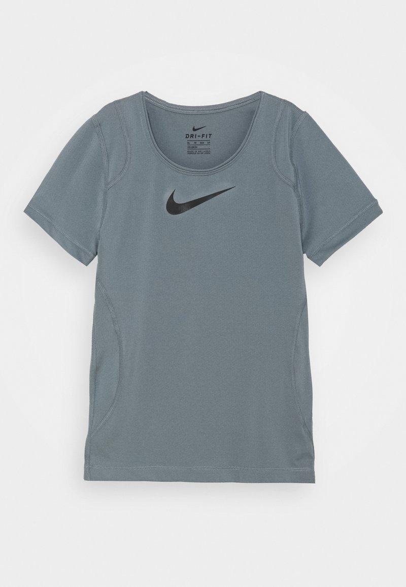 Nike Performance - Jednoduché triko - cool grey