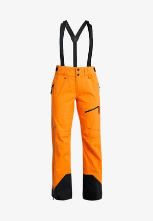 Snow pants - orange