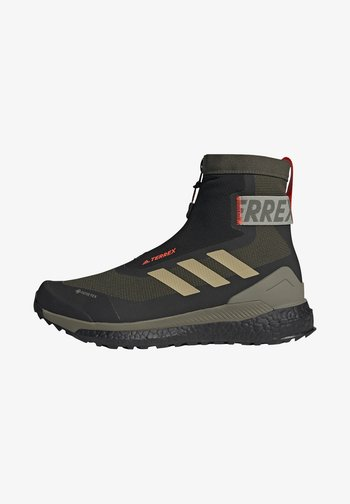 TERREX BOOST COLD.RDY PRIMEKNIT HIKING SHOES