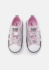 Converse - CHUCK TAYLOR ALL STAR  - Tenisky - pink glaze/silver/white - 3