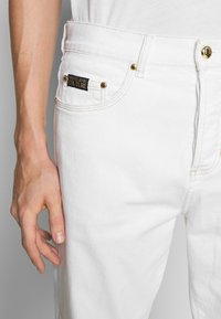 Versace Jeans Couture - ICON - Straight leg jeans - white - 4