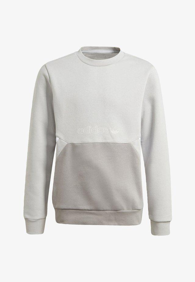 ADIDAS SPRT COLLECTION CREW SWEATSHIRT - Sweatshirt - grey