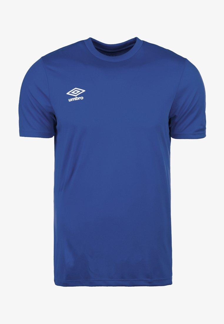 Umbro - CLUB SS - Basic T-shirt - dark blue