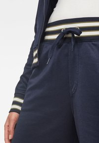 G-Star - LUCAY WIDE  - Trousers - sartho blue - 3