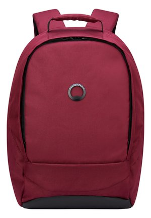 SECURBAN RUCKSACK RFID 40 CM LAPTOPFACH - Zaino - burgundy red