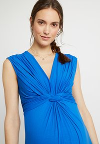 Pietro Brunelli - PAPAVER NURSING - Maxi dress - blue pacific - 4