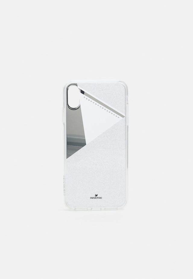 SUBTLE IPX CASE GLITTER - Portacellulare - silver-coloured