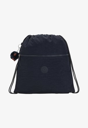 SUPERTABOO - Drawstring sports bag - true blue tonal
