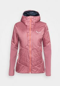 Salewa - ORTLES HYBRID - Outdoor jacket - mauvemood - 6