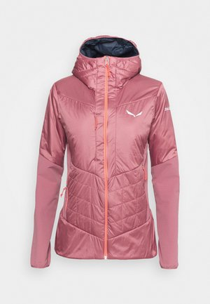 ORTLES HYBRID - Outdoor jacket - mauvemood