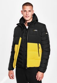 National Geographic - Waistcoat - lemon chrome - 2