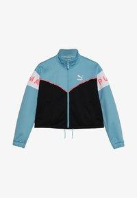 Puma - TRACK JACKET - Sportovní bunda - milky blue - 2