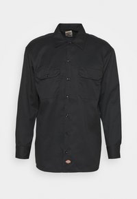 Dickies - LONGSLEEVE WORK  - Shirt - black - 0
