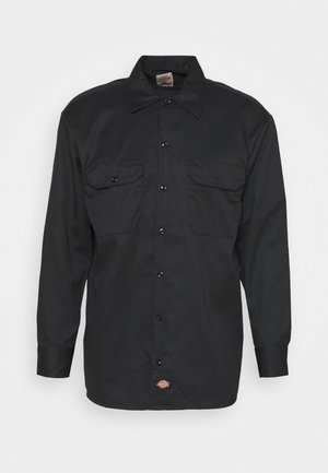 LONGSLEEVE WORK  - Shirt - black