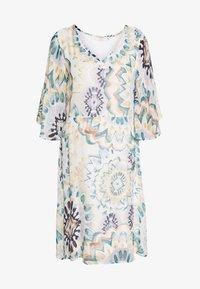 GEMMA SHORT DRESS - Day dress - aqua haze