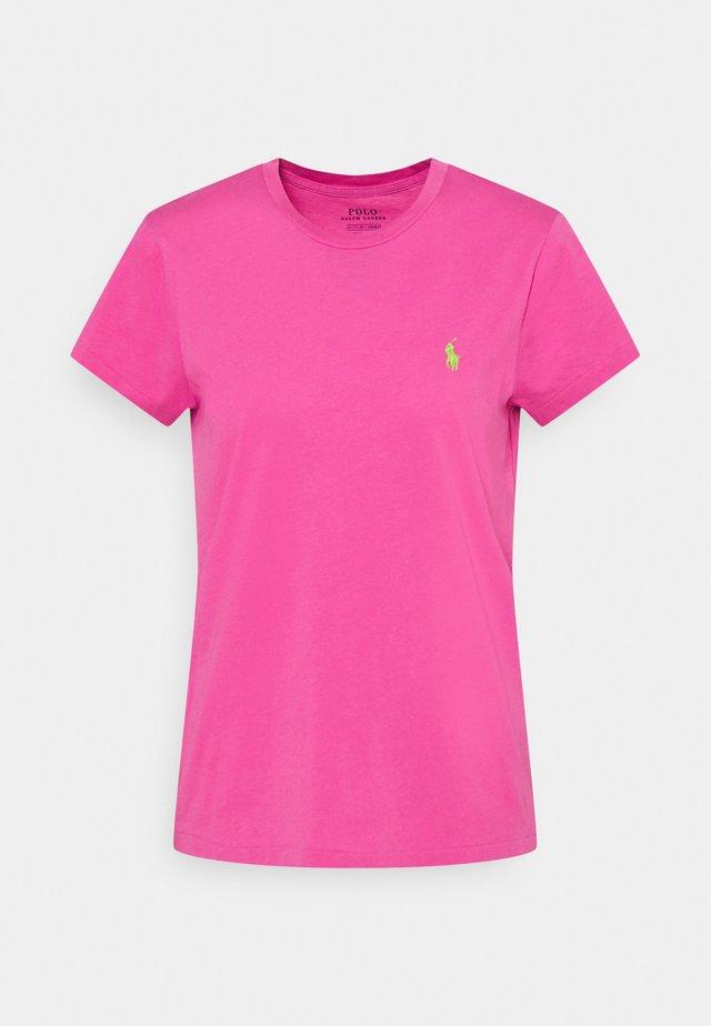 T-shirt basic - peony