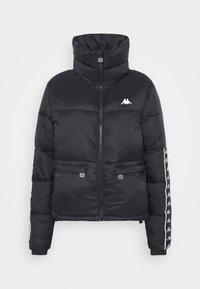 Kappa - HEDORA - Winter jacket - caviar - 5