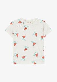 Smitten Organic - TEE BABY ZGREEN - Print T-shirt - bamboo fresh - 2