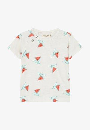 TEE BABY ZGREEN - T-shirt con stampa - bamboo fresh