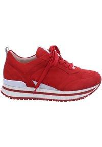 Gerry Weber - CALIFORNIA  - Sneakers laag - rot-kombi - 6