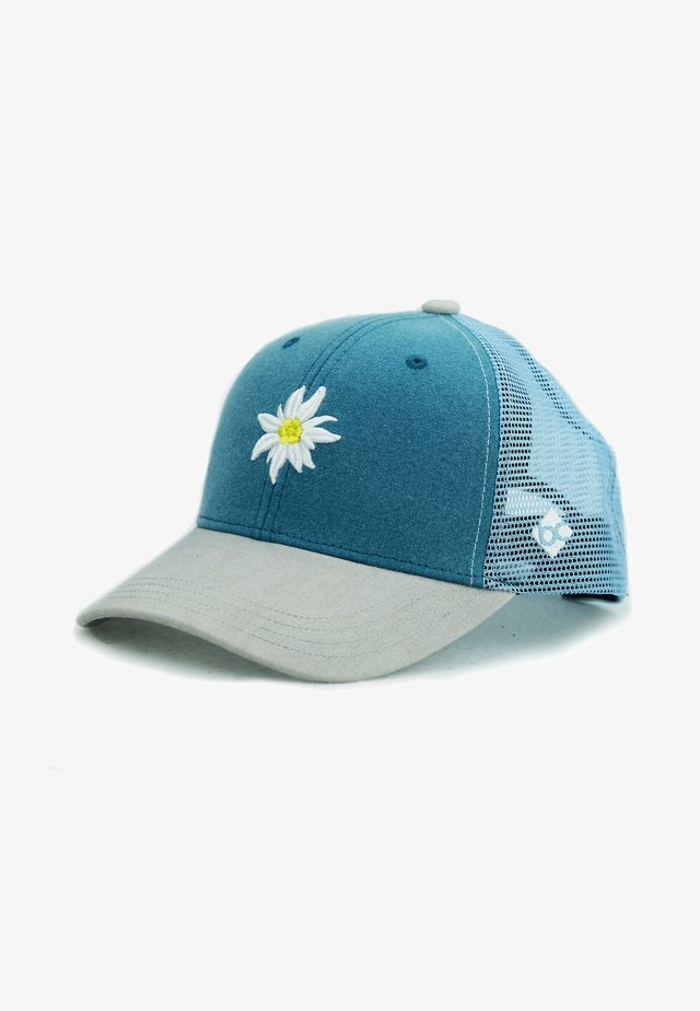 EDELWEISS  - Cap - blau
