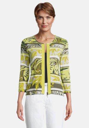 Light jacket - green/yellow