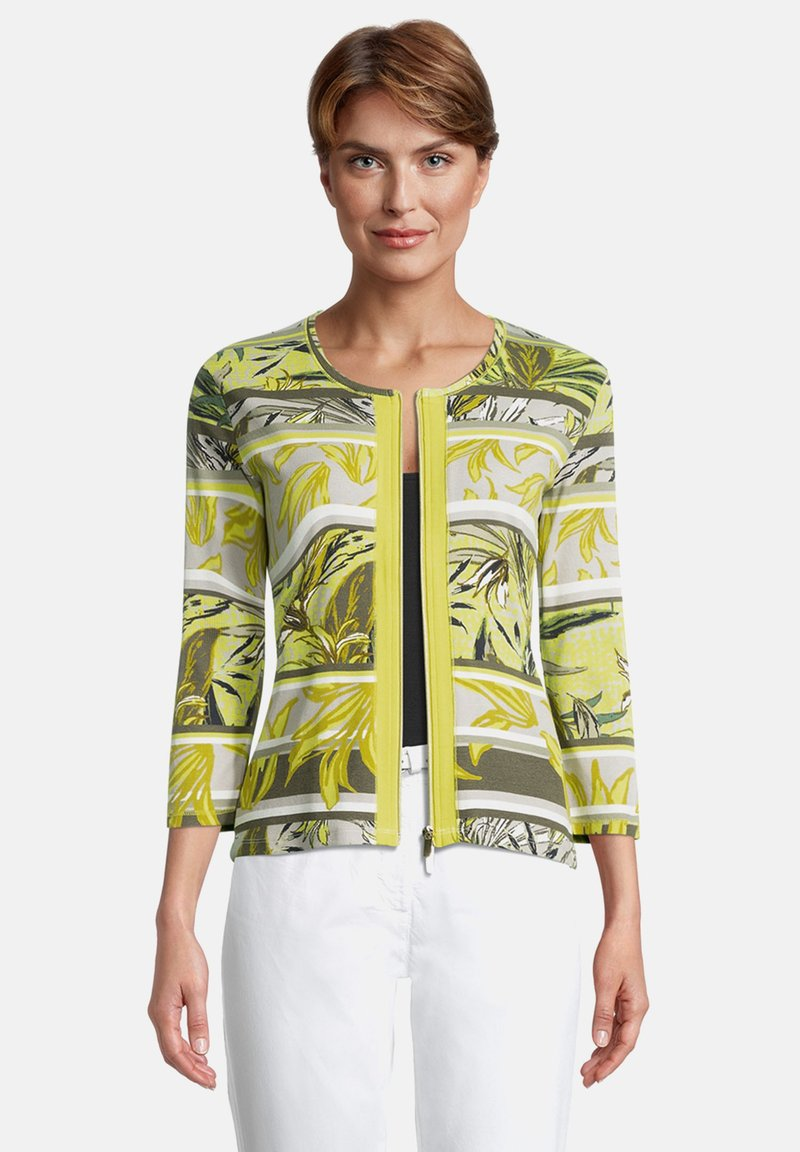 Betty Barclay - Light jacket - green/yellow