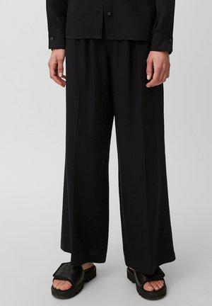 Spodnie materiałowe - dark atlantic