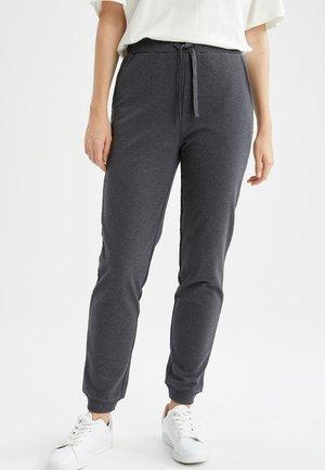 REGULAR FIT - Pantalon de survêtement - anthracite