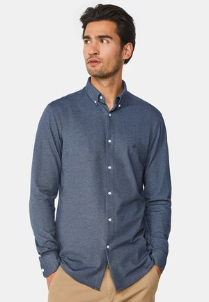 SLIM FIT - Camisa - dark blue