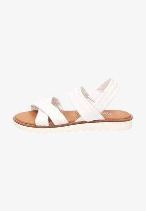 AEROSIKA - Sandales - weiß