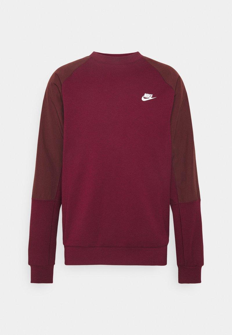 Nike Sportswear - Sweatshirt - dark beetroot/mystic dates/white