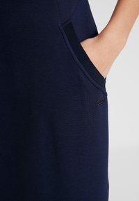 Betty & Co - Jersey dress - blue - 5