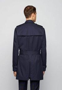 BOSS - DAN - Trenchcoat - dark blue - 2