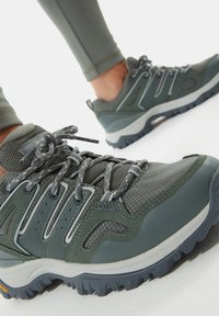 The North Face - W HEDGEHOG FUTURELIGHT (EU) - Bergschoenen - agave green/tin grey - 1
