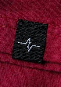 Spitzbub - HEIKO - Basic T-shirt - rot - 3