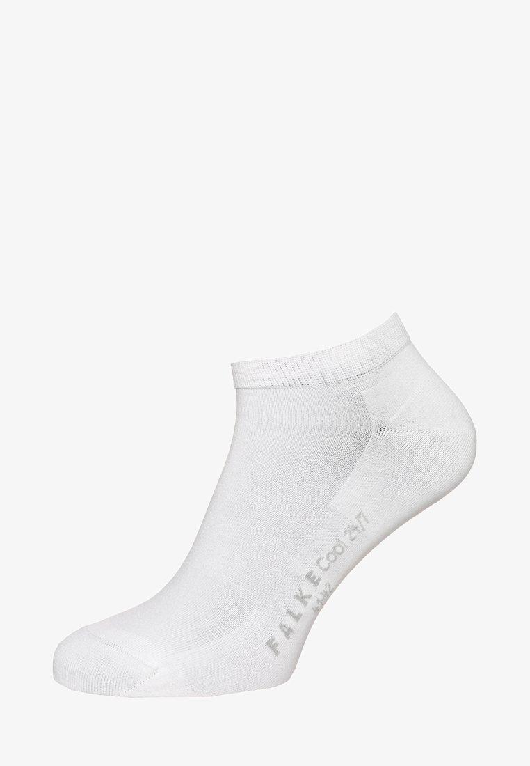 FALKE - COOL 24/7 SNEAKER - Socks - white