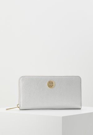 CORE METALLIC - Monedero - grey
