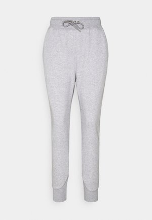 PREMIUM CORE TAPERED PANT - Spodnie treningowe - grey heather