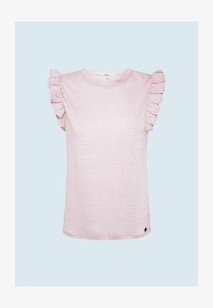 DAISY - Print T-shirt - rosa