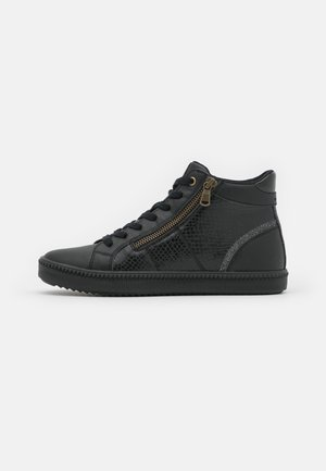 BLOMIEE - Baskets montantes - black