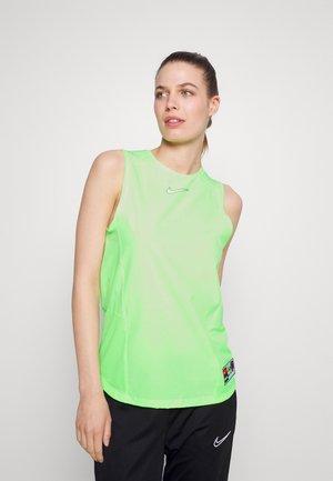 FC - Sportshirt - lime glow/white