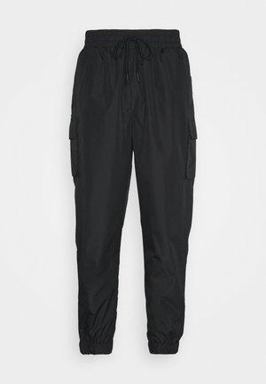 CARGO TRACK PANT - Træningsbukser - black