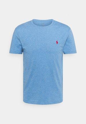 Basic T-shirt - pale royal heather