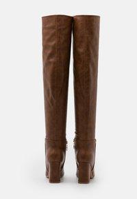 Lulipa London - JOSEPHINE - Over-the-knee boots - tan - 3
