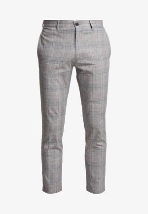 POP CROP - Trousers - black