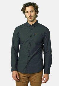Koroshi - Camisa elegante - gris - 0